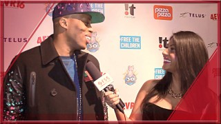 Kardinal Offishall's 16th annual holiday party in support of Free The Children and 30 Elephants