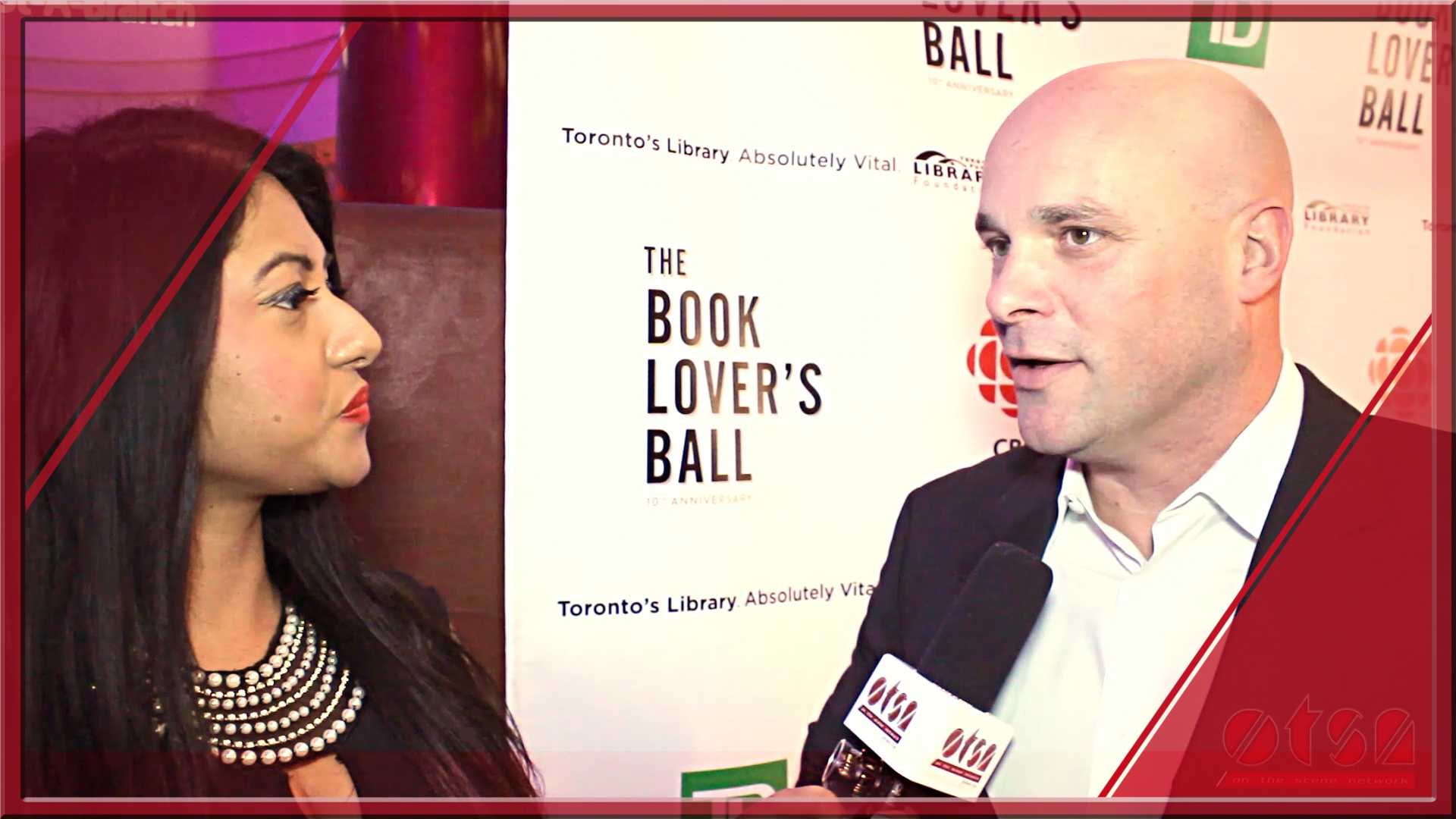 Book Lover's Ball 2015 for Toronto Public Library Foundation