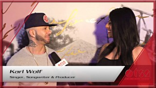 Karl Wolf talks about new album called WOW