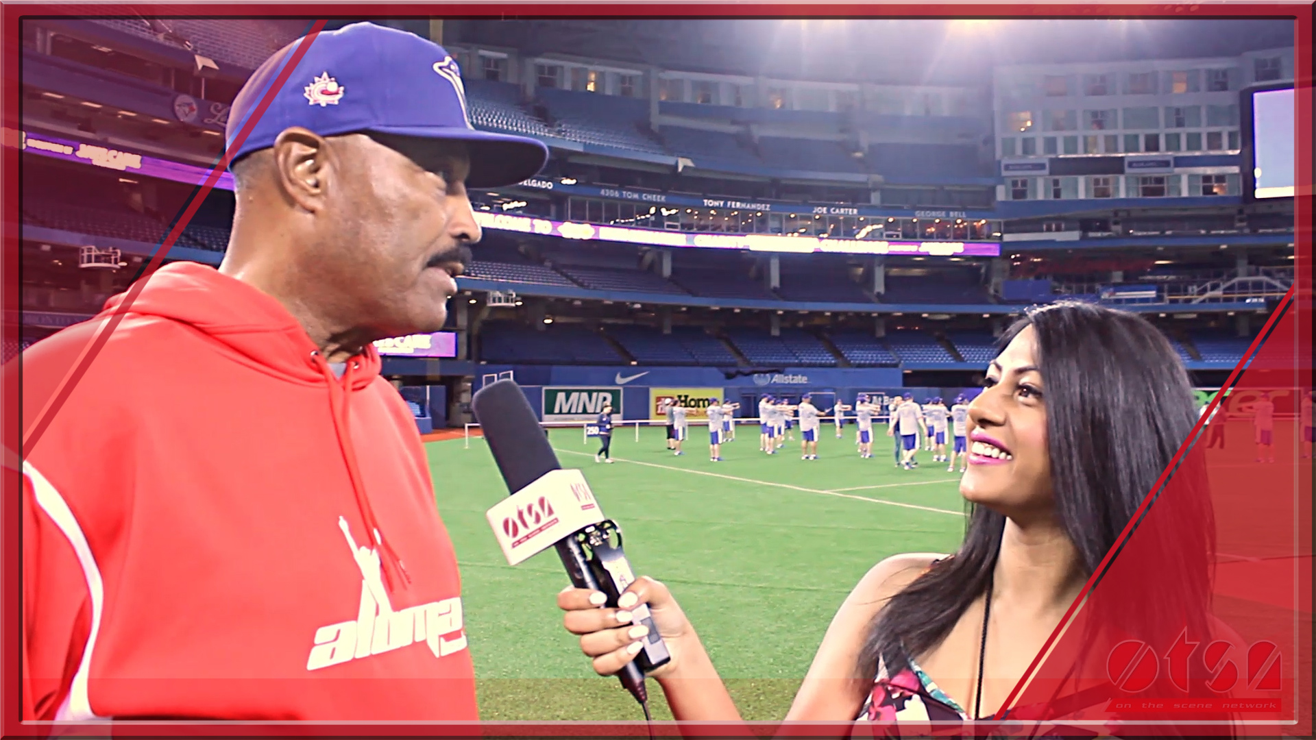 Roberto Alomar & Friends Charity Home Run Challenge 2015