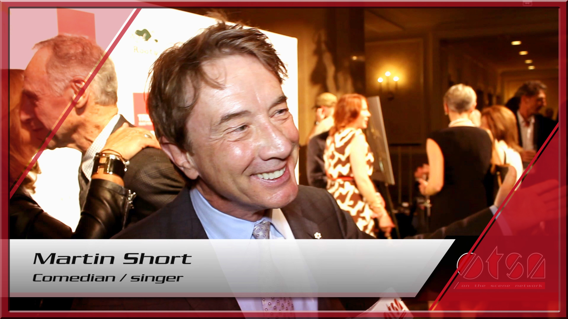 Parachute Gala 2015 with Martin Short hosted by Jason Priestley