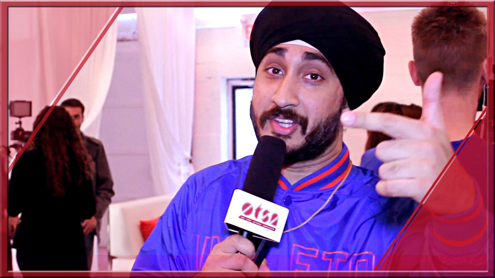 JusReign interview at YouTube Fan Fest 2015