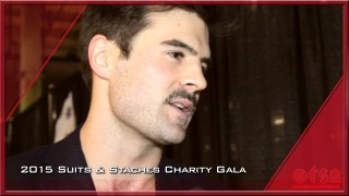 Suits and Staches Charity Gala 2015