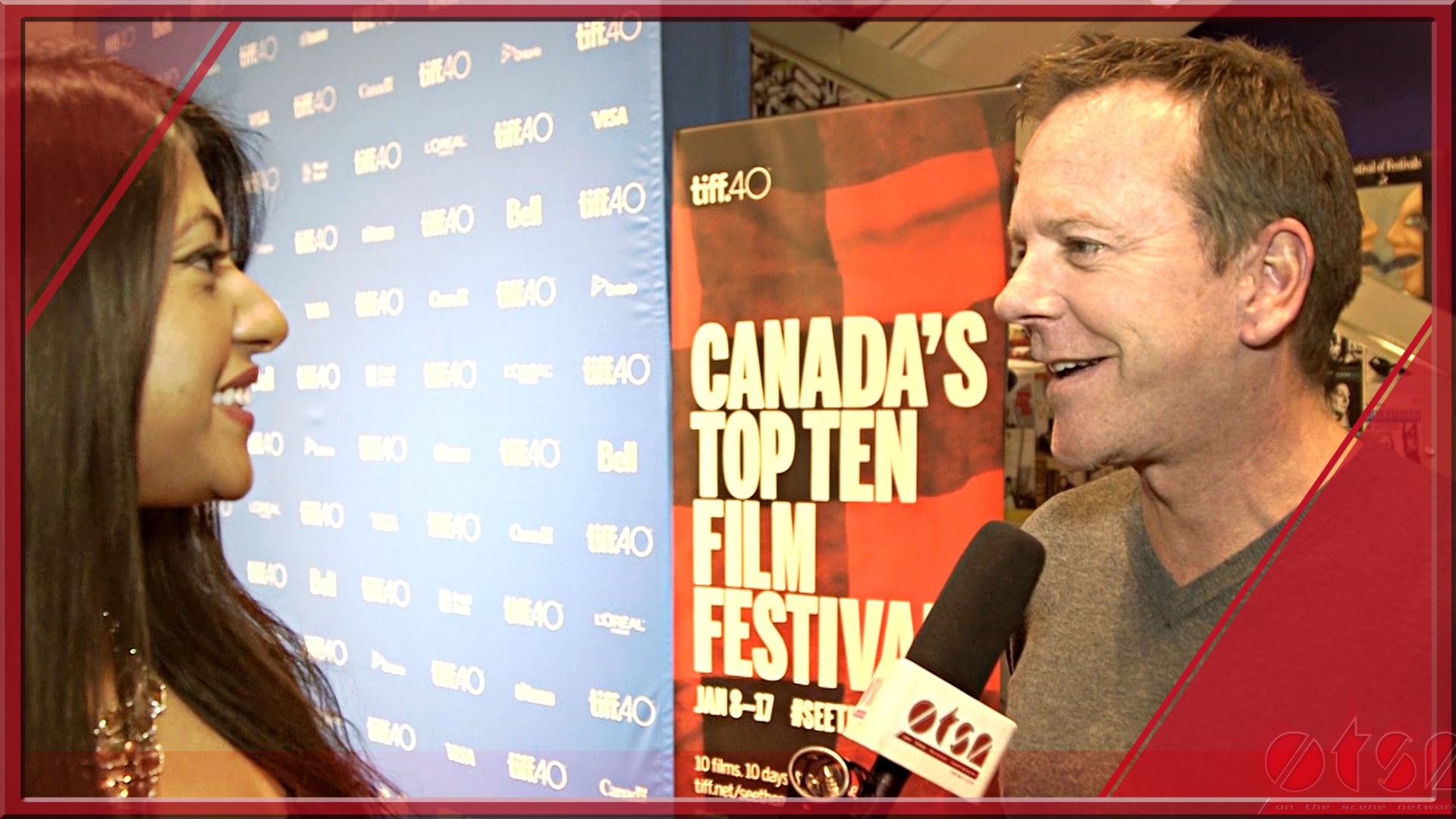TIFF Canada's Top Ten Film Festival - Kiefer Sutherland