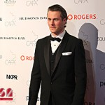 Christopher Bates at Canadian Arts and Fashion Awards 2016