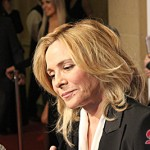 Kim Cattrall at Canadian Arts and Fashion Awards 2016
