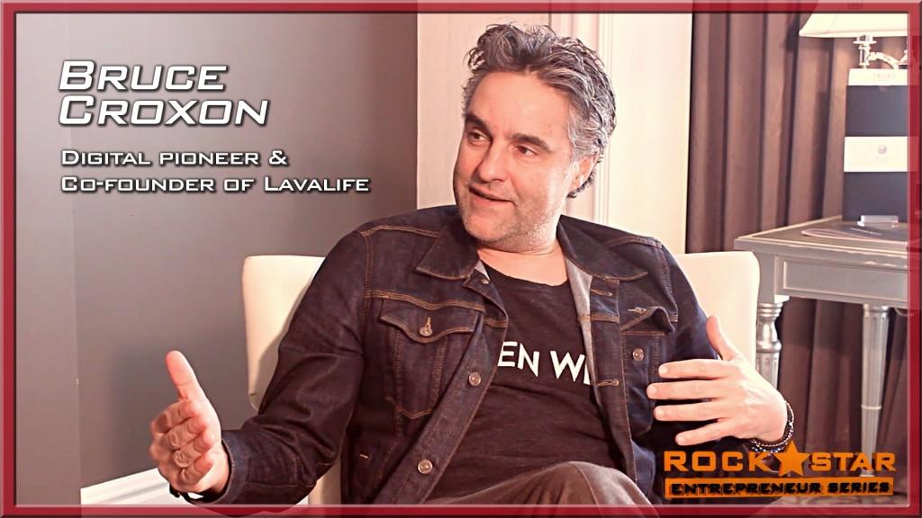 Bruce Croxon - Rock*Star Entrepreneur