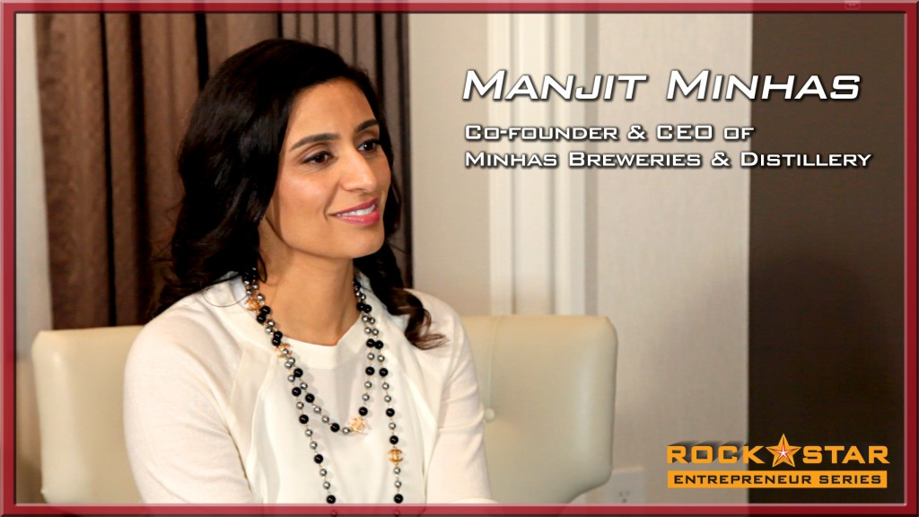 Manjit Minhas - Rock*Star Entrepreneur