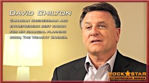 David Chilton - Rock*Star Entrepreneur
