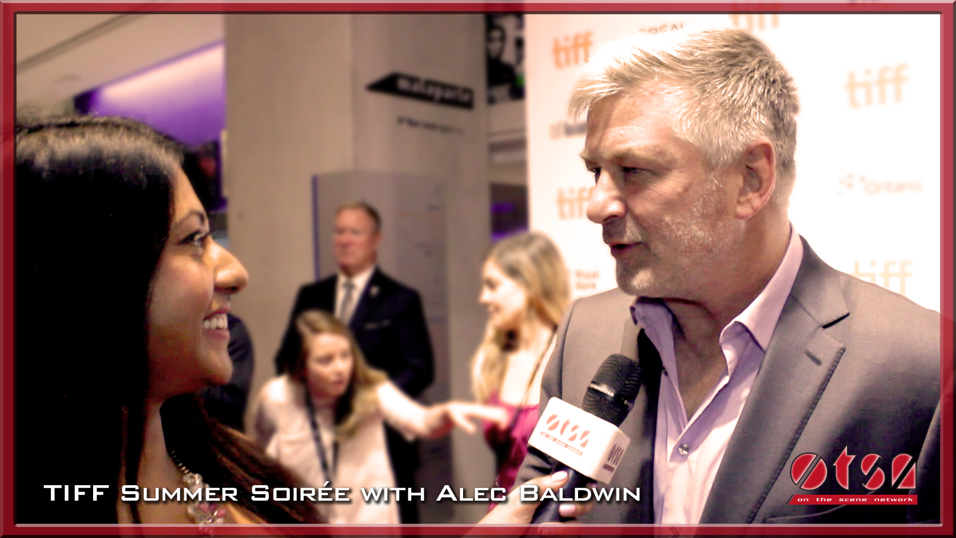 TIFF Summer Soirée with Alec Baldwin