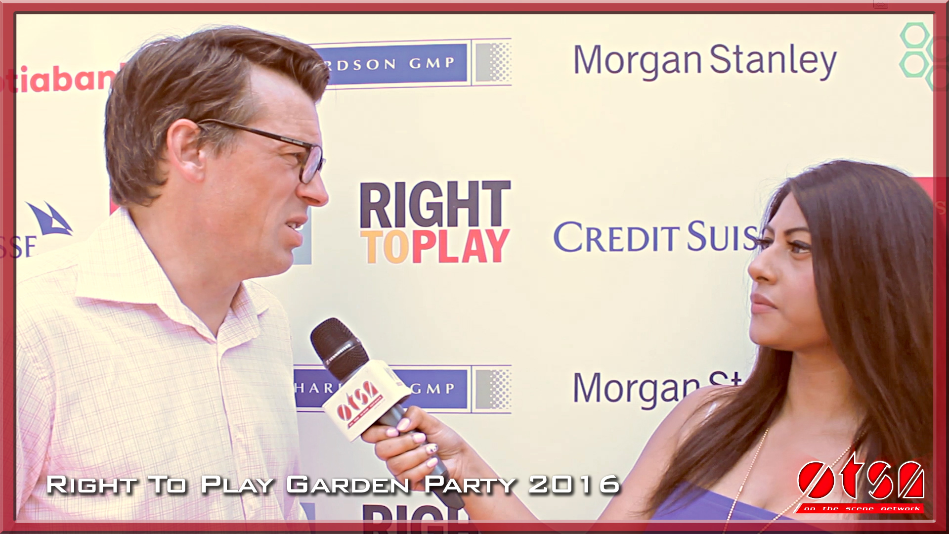 Right To Play Garden Party 2016