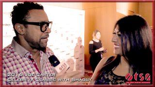 Joe Carter Celebrity Classic 2016 with Shaggy