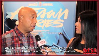 2016 Bombay Sapphire Artisan Series with Russell Simmons