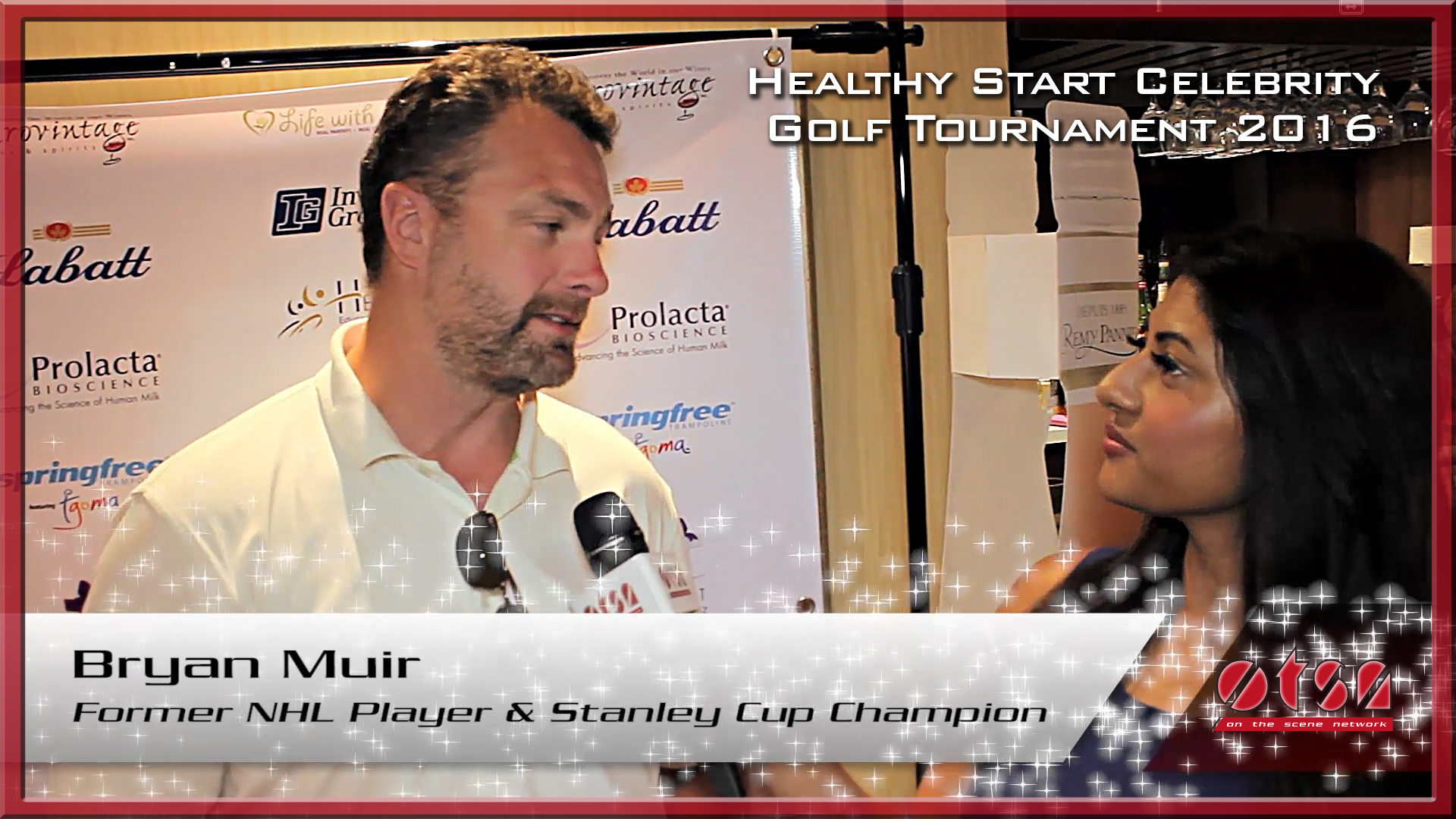 Healthy Start Celebrity Golf Tournament 2016
