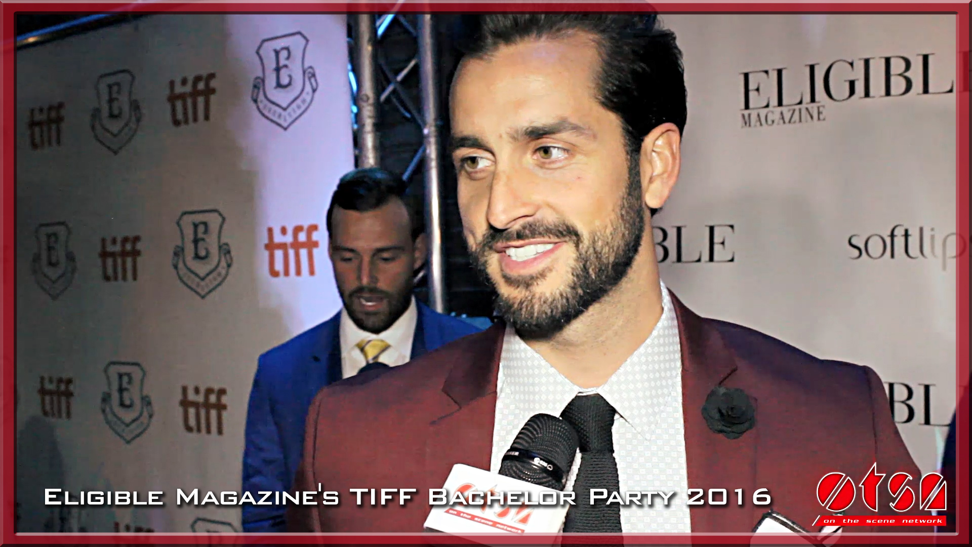 Eligible Magazine's TIFF Bachelor Party 2016