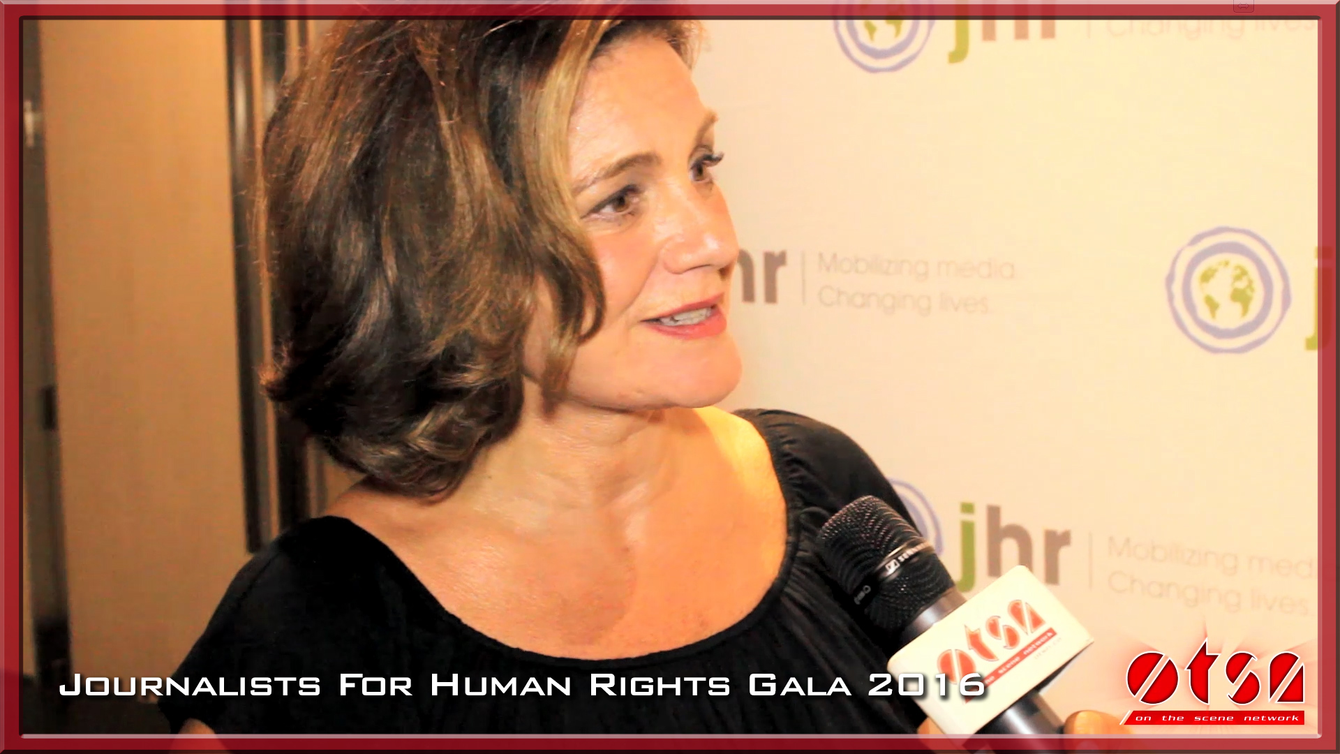 Night for Rights Gala 2016 in support of JHR