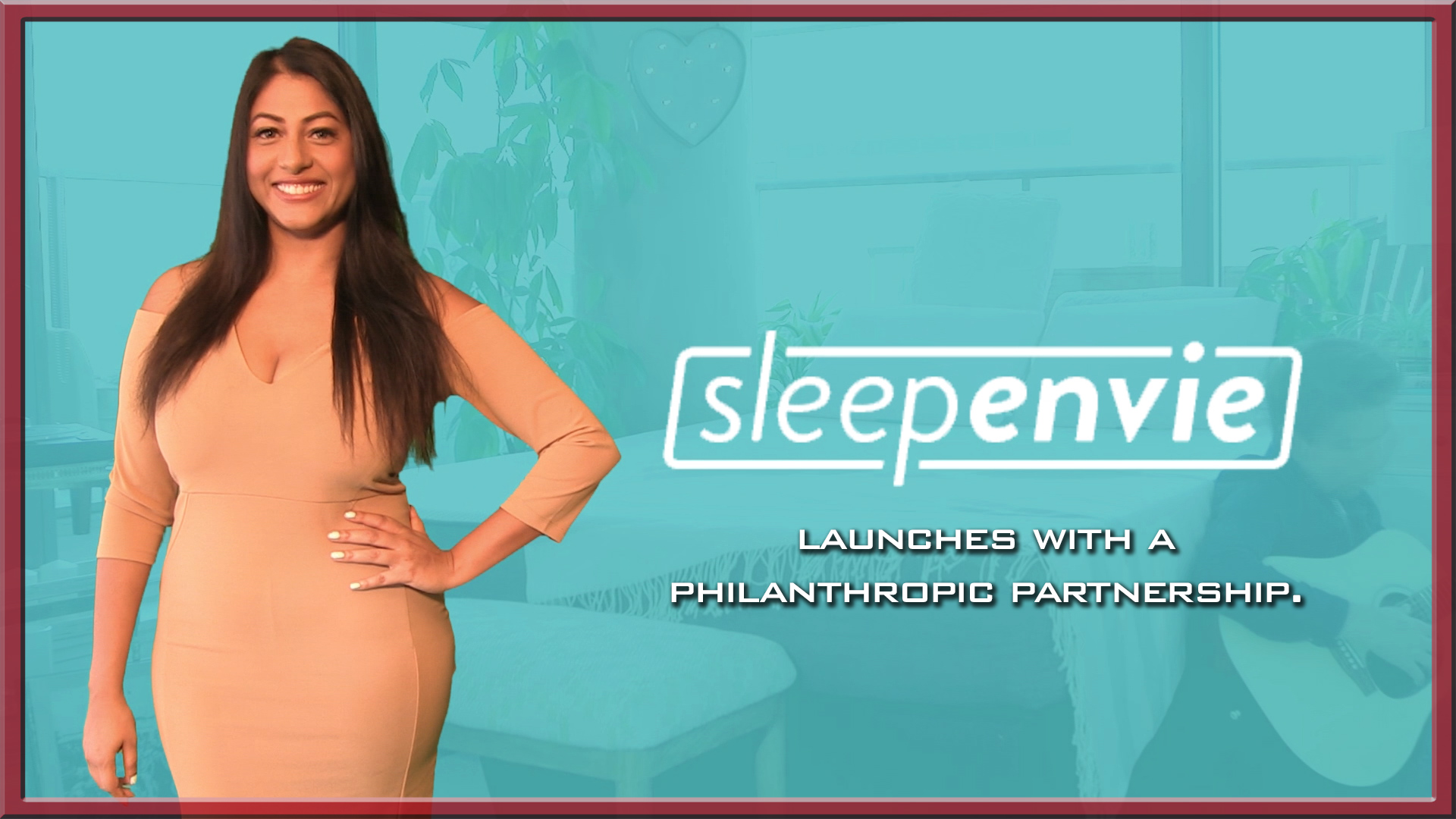 Sleep Envie Launches with a Philanthropic Partnership