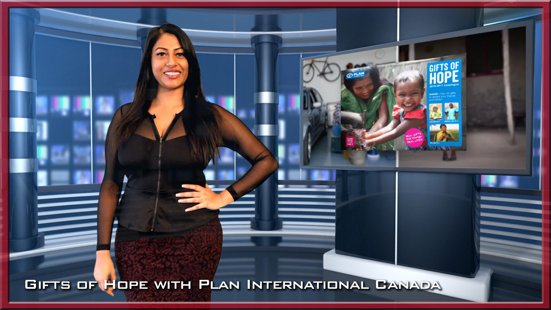 Gifts of Hope with Plan International Canada