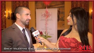 Great Valentine Gala 2017 with Vim Kochhar